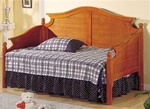 Daybed in Oak Finish by Coaster - 4825
