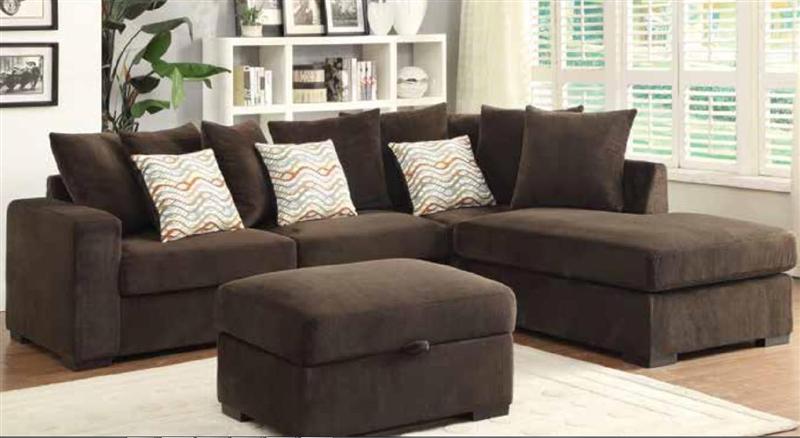 Microfiber sectional sofa teachfamiliesorg for Wildon home bailey microfiber sectional sofa with chaise on left
