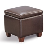 Accent Cube Ottoman by Coaster - 500903