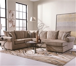Westwood 3-Piece Chenille Sectional by Coaster - 501001