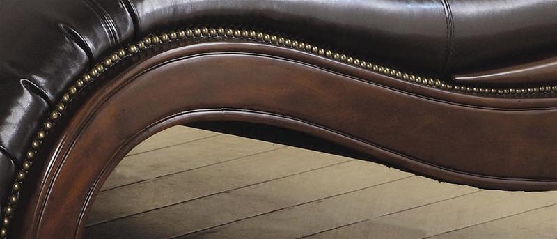 Zebra Animal Print Chaise Lounge by Coaster - 550061