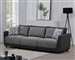 Seanna 3 Piece Sectional Sofa in Two Tone Grey Chenille by Coaster - 551441-03