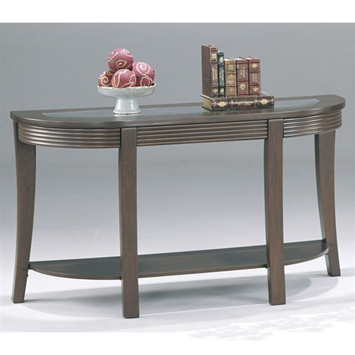 Pleasant Cappuccino Finish Sofa Table By Coaster 5526 Alphanode Cool Chair Designs And Ideas Alphanodeonline