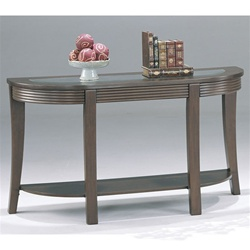 Cappuccino Finish Sofa Table by Coaster - 5526