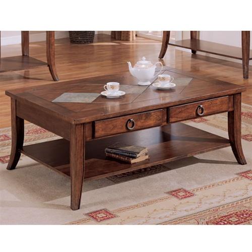 Slate Coffee Table By Coaster 700258