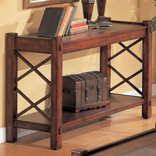Slate sofa table by coaster 700449 watchthetrailerfo