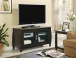 Cappuccino Finish TV Stand by Coaster - 700647