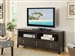 60 Inch TV Console in Cappuccino Finish by Coaster - 703311