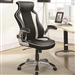 Race Car Seat Office Chair by Coaster - 800048