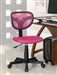 Pink Mesh Fabric Office Chair by Coaster - 800055P