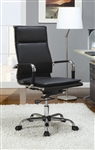 Black Office Chair by Coaster - 800208