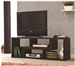 Design It You Way Cappuccino Bookcase TV Stand by Coaster - 800329