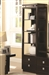 Bookcase in Cappuccino Finish by Coaster - 800354
