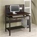 Slotted Back Computer Desk by Coaster - 800588