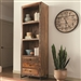 Bookcase in Reclaimed Wood Finish by Coaster - 800819