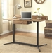 Writing Desk in Antique Nutmeg Finish by Coaster - 801218