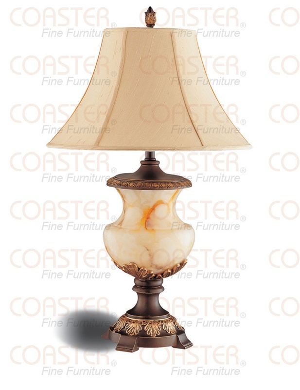 Set Of Two Double Light Table Lamps By Coaster 900738