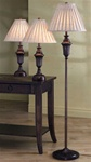 Bronze 3 Piece Lamp Set by Coaster - 901147