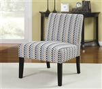 Fabric Accent Chair by Coaster - 902059
