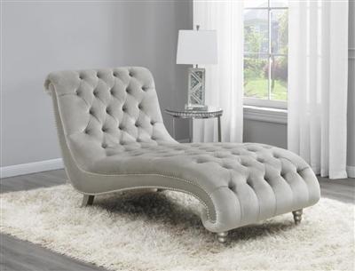 Coaster Elegant Chaise   Item# 12319