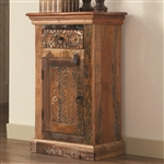 Accent Cabinet in Reclaimed Wood Finish by Coaster - 950371