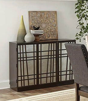 Admirable Twain Accent Cabinet By Scott Living 950733 Andrewgaddart Wooden Chair Designs For Living Room Andrewgaddartcom