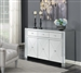 Mirrored Accent Cabinet by Coaster - 951100