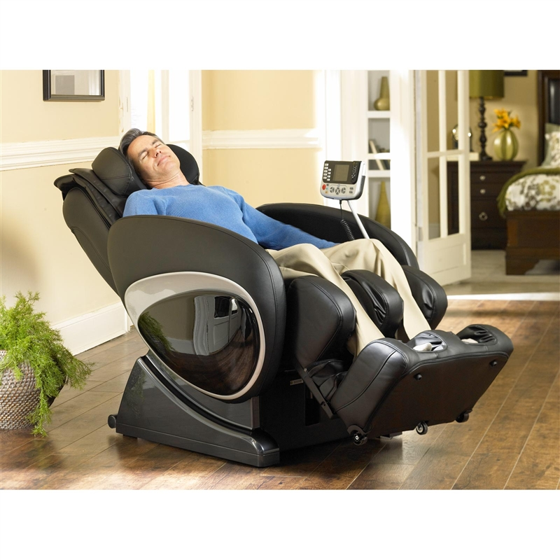 Cozzia 16027 Zero Gravity Shiatsu Massage Chair Cz 16027
