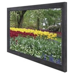 "Ez-Frame:Fixed Frame Projection Screen 49"" x 87"" - Cine Grey - (100"" Diagonal)"