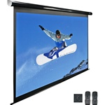 "VMAX2 Electric Projection Screen 72"" x 96"" - Matte White - (120"" Diagonal)"
