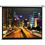 "Spectrum Electric Projection Screen 70"" x 113"" - Matte White - 125"" Diagonal"