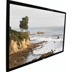 "Sable Frame Fixed Frame Projection Screen 59"" X 104.7"" (120"" Diagonal) - HDTV"