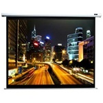 "Spectrum ELECTRIC128X Electrol Projection Screen MaxWhite-White Casing - 128"" Diagonal"