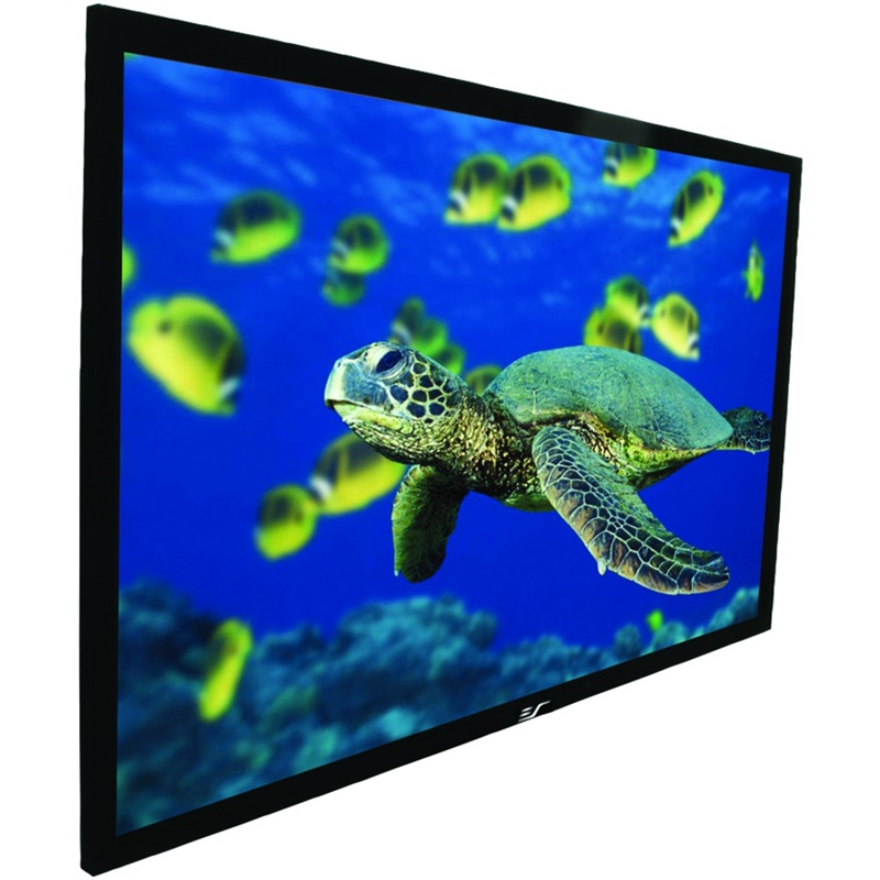 EzFrame Fixed Frame Projection Screen 45 X 80