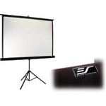 "Tripod Projection Screen 70"" x 70"" - MaxWhite - 99"" Diagonal"