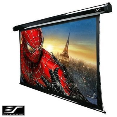 Cinetension2 Electric Projection Screen 52 X 92 Cinewhite 106 Diagonal