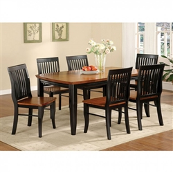 Earlham 5 Piece Dining Room Set by Furniture of America - FOA-CM3101T