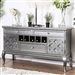 Amina Server by Furniture of America - FOA-CM3219GY-SV