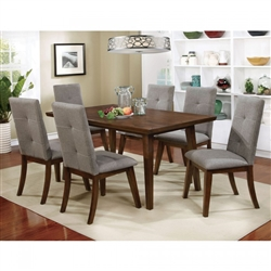 Abelone 7 Piece Dining Room Set by Furniture of America - FOA-CM3354T