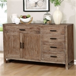 Lidgerwood Server by Furniture of America - FOA-CM3358SV