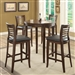 Dwight II 5 Piece Bar Table Dining Set by Furniture of America - FOA-CM3988BT