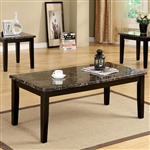 Fremont 3 Piece Occasional Table Set in Espresso by Furniture of America - FOA-CM4211-3PK