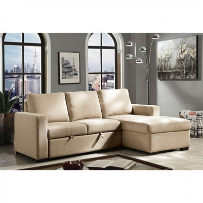 Arabella Sectional Sofa by Furniture of America - FOA-CM6564