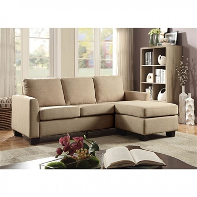 Erin Sectional Sofa by Furniture of America - FOA-CM6593