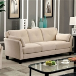 Ysabel Sofa in Beige by Furniture of America - FOA-CM6716BG-SF