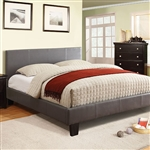 Winn Park Bed by Furniture of America - FOA-CM7008GY-B