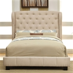 Fontes Bed by Furniture of America - FOA-CM7050IV-B
