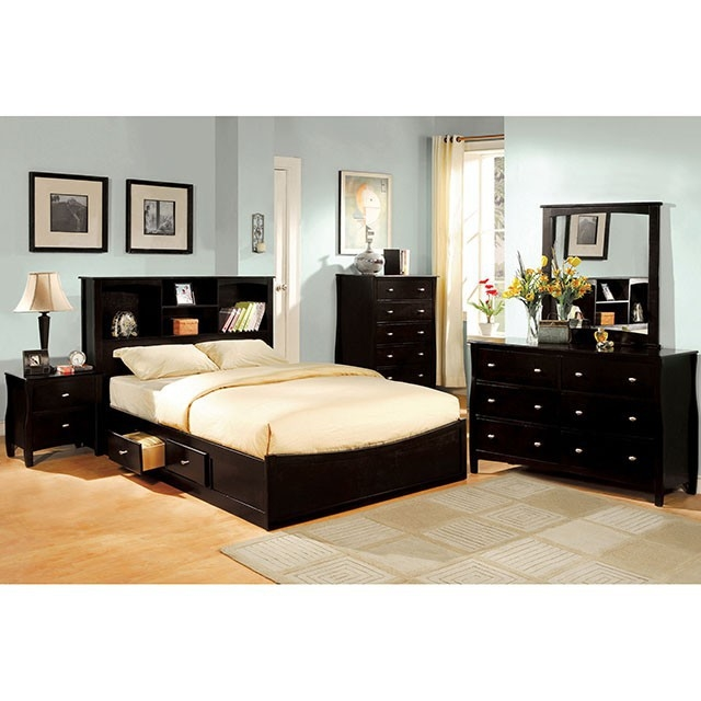 Brooklyn 6 Piece Bedroom Set by Furniture of America - FOA-CM7053
