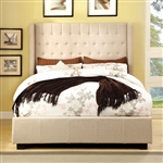 Mira Bed by Furniture of America - FOA-CM7055IV-B