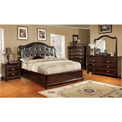 Arden 6 Piece Bedroom Set by Furniture of America - FOA-CM7065
